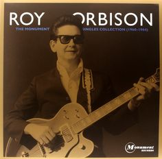 MONUMENT SINGLES COLLECTION (Vinyl): ROY ORBISON: Amazon.ca: Music