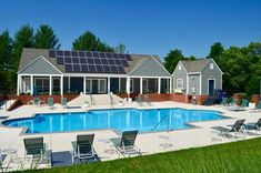 Barclay is going solar! Apartments, Solar, Places, Outdoor Decor, Home Decor, Lugares, Interior Design, Home Interior Design, Home Decoration