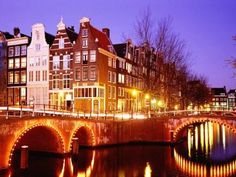 Amsterdam want to visit