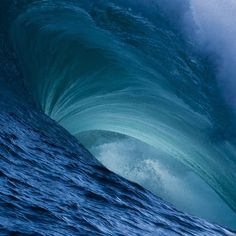 Raw power. Exactly why I'm terrified of the ocean.