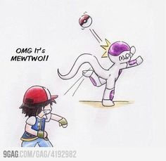 It's mewtwo!