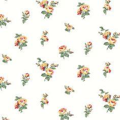Norwall English Florals behangAdviesprijsper rol: €49,95Afmetingen: 10M langx 52CM breedArtikelnummer:G34344Patroon: 13,25CMKleur: off-white, geel, rood, groenBehangplaksel: Perfax paarsKwaliteit: vinylbehang
