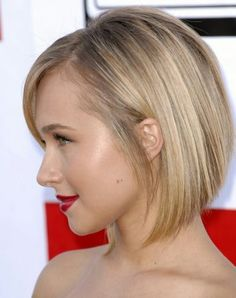 looking forward to chopping off all my hair and it looking really good.