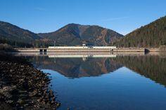 Prečerpávacia vodná elektráreň Čierny Váh | Slovenské elektrárne River, Sea, Outdoor, Outdoors, Rivers, Ocean, The Great Outdoors