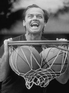 Jack Nicholson. hahahahahahahahaa