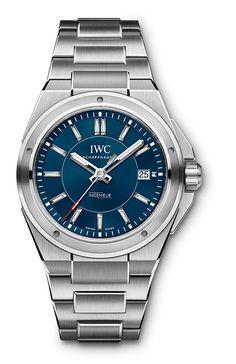 IWC Ingenierur Automatico Edición Laureus Sport for Good Foundation