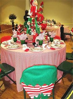 2013 Christmas red green  chair cover set, Christmas cotton bells cover , Christmas home decor #Christmas #chair #cover #set www.loveitsomuch.com