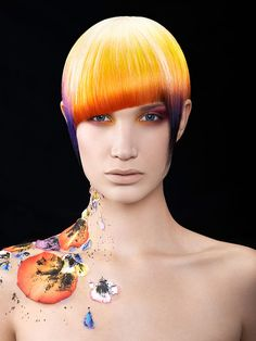 Meet the 2014 NAHA Finalist: Chrystofer Benson   Haircolor