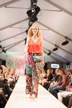 Merivale fashion show 2014 // Kimberleys Fashion Summer collection Latest Fashion Design, Summer Collection, Catwalk, Harem Pants, Fashion Show, Runway, Clothes For Women, Skirts, Shopping