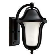 View the Hinkley Lighting 2630-ES Transitional Single Light Down Lighting Outdoor Wall Sconce from the Bolla Collection at LightingDirect.com.