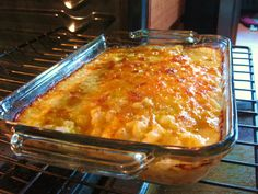 IF I COULD, I'd eat Hominy au Gratin every day. Need an accompaniment for hamburgers? A Thanksgiving turkey? Hominy au Gratin is your friend. Side Dish Recipes, Veggie Recipes, Cooking Recipes, Side Dishes, Cranberry Chutney, Hominy Casserole, Casserole Recipes, Hominy Recipes, Beans Recipes