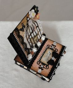 Easel Box Card
