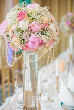 Flowers for Events by Dutch flower export company Florca Westland > Inspiration > Tablepiece > Large arrangement