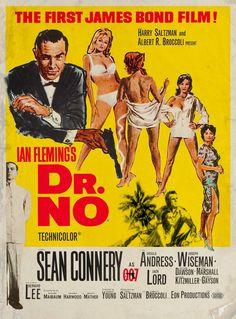 'Dr. No' - Arguably sexist and racist, but no doubt, terrific entertainment - PopOptiq