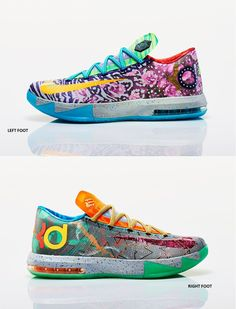 "official photos 8f532 90f7c Nike KD VI ""What The KD""...... GOOD NEWS"