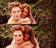 From now on, from now on we'll be  You and me, you and me, we will be. ~From Now On by The Features - Breaking Dawn Part 1