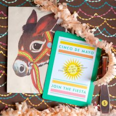 Cinco de mayo invites & an old school pin the tail on the donkey game. Perfect for a fiesta party! 80th Birthday, Birthday Parties, Birthday Ideas, Banner, Mexican Party, Fiesta Party, Party Printables, Holiday Fun, Festive