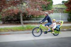 The Yuba Spicy Curry, what a great name for an electric cargo bike. The name is a play on words because this electric cargo bike has been developed with a partnership between Yuba Bicycles (cargo b…