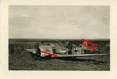 HAMMER Flugzeug Airplane Me 109 Russland Foto in Sammeln & Seltenes, Militaria, 1918-1945   eBay