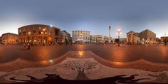 Piazza Sant'Oronzo LECCE. The SALENTO is a beautiful region in the south of Italy MAP: http://g.co/maps/rwu4g Info&Booking for your holiday http://www.salentostyle.net