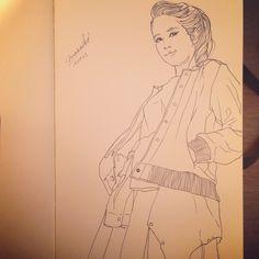 Fashion Sketch #004