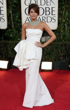 Eva Mendes  red carpet 2012