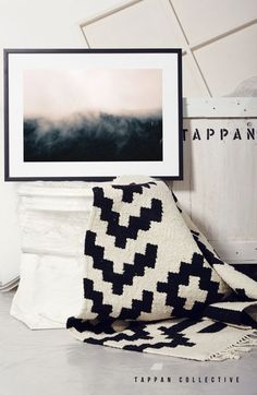 Bold Contrast | Accessible and affordable art. Set the tone in your space and express your creativity with artwork from Tappan Collective