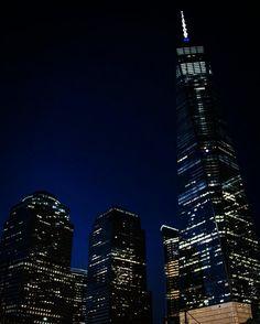 9/11 Memorial  #newyork #nyc #oneworldtradecenter #911 #memorial #skyscraper #wolkenkratzer #night #newyorknewyork #ilove_newyo #wildnewyork #nycworld #nycityworld #seeyourcity #colorofnewyork #newyork_instagram #igersnyc #manhattan #downtown #travel #Reise #Urlaub #vacation #topnewyorkphoto #911memorial by photopraline