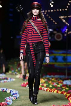 Tommy Hilfiger Ready To Wear Spring Summer 2015 New York #NYFW #SS15 #RTW