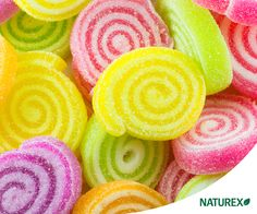 Sweets colored the natural way!
