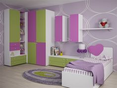 Dormitor copii din pal bucuresti Kids Room, Toddler Bed, Children, House, Furniture, Home Decor, Rooms, Baby, Image
