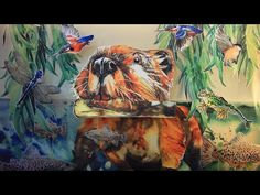 Media hub – The Beaver Trust Lodge Beaver Animal, Stop Motion, Trust, Animation, Landscape, Nature, Painting, Animals, Scenery
