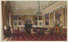 Buckingham Palace: the 1844 Room