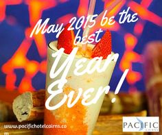 Happy New Year from the team at Pacific Hotel Cairns! We hope your 2015 is just amazing!!!