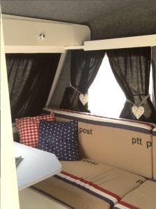 Small Predom Caravan in cute style