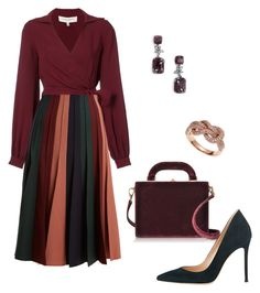 Designer Clothes, Shoes & Bags for Women Jw Fashion, Church Fashion, Royal Fashion, Modest Fashion, Fashion Dresses, Womens Fashion, Fashion Tips, Fashion Hacks, Polyvore Outfits
