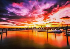 St. Augustine Marina in FL