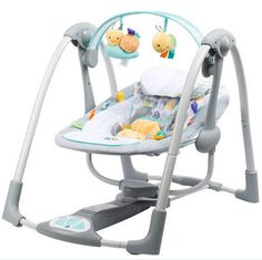 Luxury baby bouncer crib cradle swing music electric rocking chair recliner chair to appease the newborn