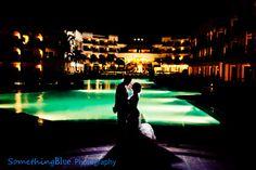 Something Blue- Wedding Photography: Royal Playa del Carmen, beach wedding