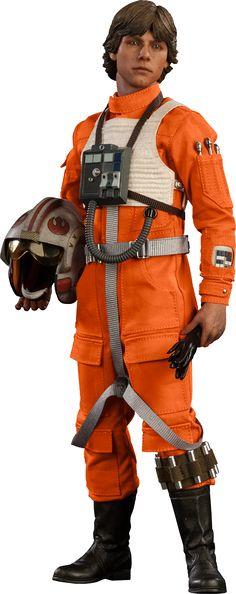 Sideshow – Luke Skywalker: Red Five X-wing Pilot Sixth Scale Figure