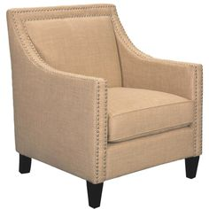 Erica Accent Chair - Natural   - Online Only