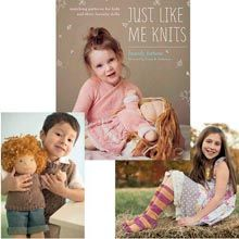 Just Like Me Knits - Willow Yarns