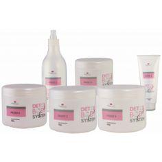 Kit Detox Corporal Body System - 6 produtos