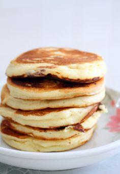 Miss Tam Chiak   Singapore Food Blog   Best Singapore Food   Singapore Food Reviews: Fluffy Pancake Recipe