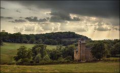 Un orage en Aveyron