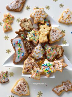 Christmas Sweets, Christmas Baking, No Bake Cookies, Cake Cookies, Kreative Snacks, Fingerfood Party, Feel Good Food, High Tea, Gingerbread Cookies