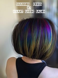 All About Oil Slick Hair! — Costero Beauty