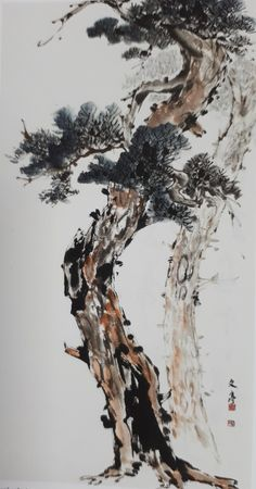 Chinese Landscape Painting, Korean Painting, Chinese Painting, Japan Painting, Drip Painting, Chinese Contemporary Art, China Art, Japan Art, Calligraphy Art