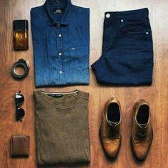 Outfit men                                                                                                                                                                                 Más
