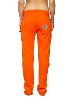 Sweet Pants Straight Orange